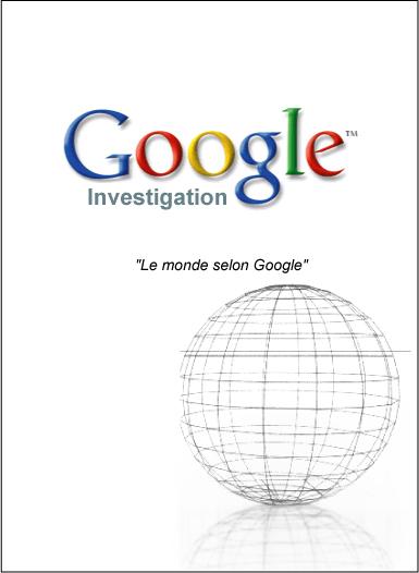 Couverture V1 Le monde selon Google